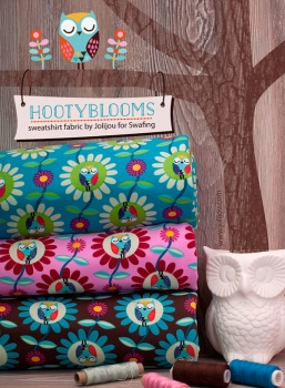 Sweat Hootyblooms by Jolijou, braun