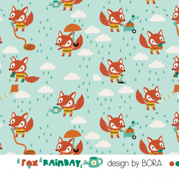 BIO Jersey Fox rainday, Bora