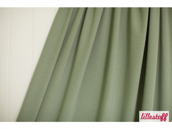 BIO SommerJersey Uni dusty green