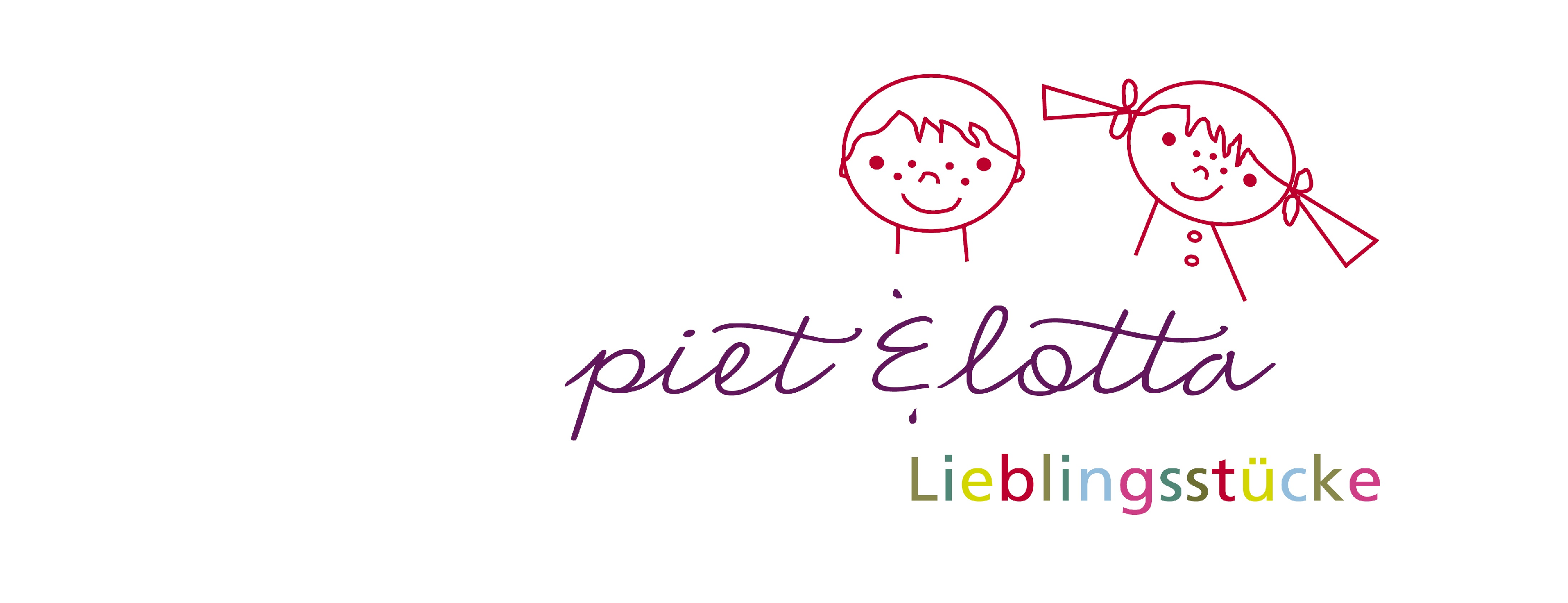 Piet und Lotta-Logo